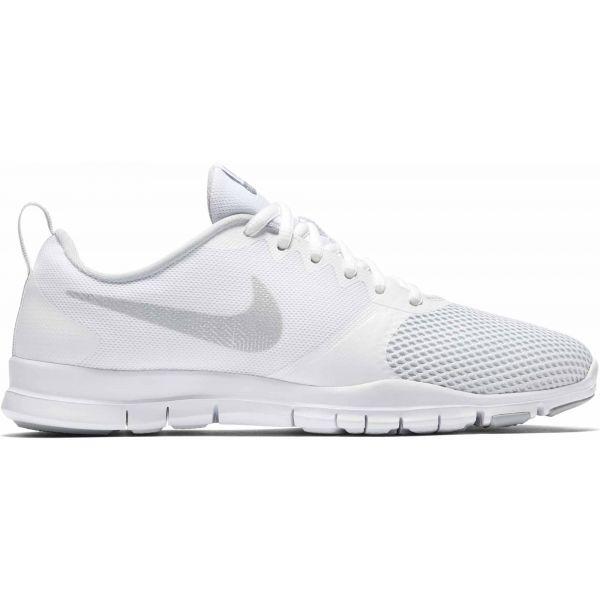 Nike FLEX ESSENTIAL W bílá 10 - Dámská tréninková obuv