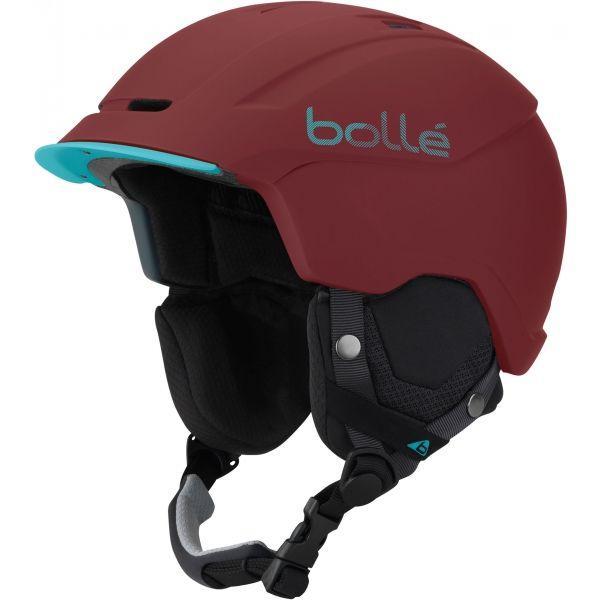 Bolle INSTINCT SOFT fialová (58 - 61) - Freeridová helma