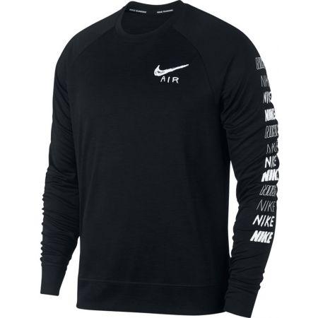 Men's top - Nike PACER PLUS CREW GX HBR - 1