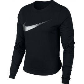 Nike NK DRY ELMNT TOP CREW GX - Дамска  тениска за бягане