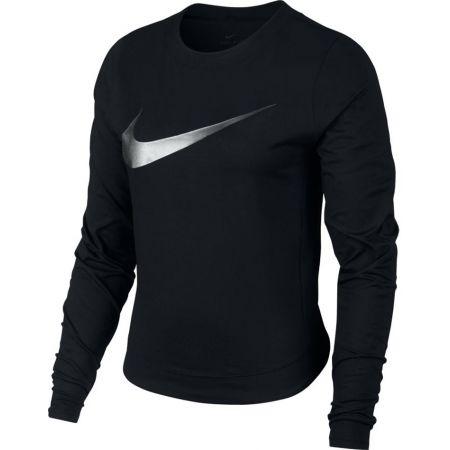 Nike NK DRY ELMNT TOP CREW GX - Dámské běžecké triko
