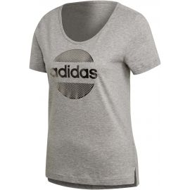 adidas LINEAR TEE II - Dámske tričko