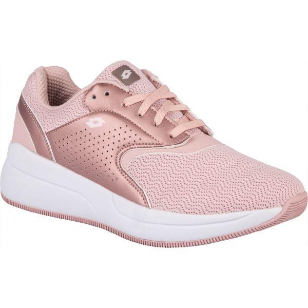 Lotto QUEEN AMF W rózsaszín 9.5 - Női szabadidőcipő