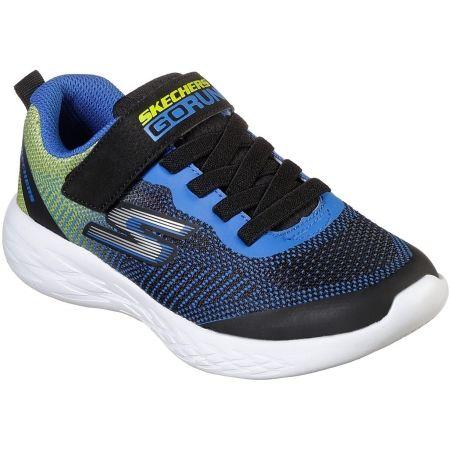 Chlapčenské nízke tenisky - Skechers GO RUN 600 FARROX