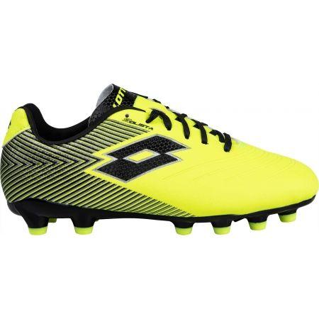 Детски футболни обувки - Lotto SOLISTA II 700 FG JR - 3