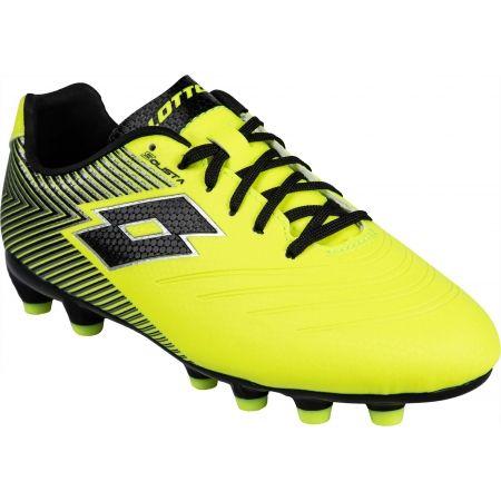 Детски футболни обувки - Lotto SOLISTA II 700 FG JR - 1