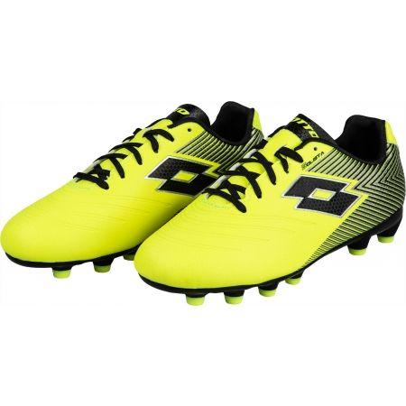Детски футболни обувки - Lotto SOLISTA II 700 FG JR - 2