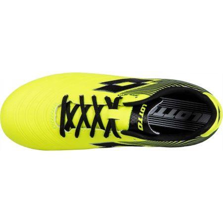 Детски футболни обувки - Lotto SOLISTA II 700 FG JR - 5