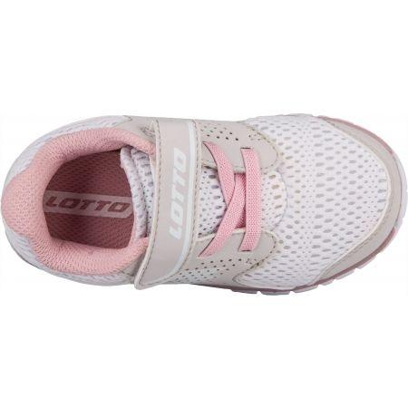 Dětská volnočasová obuv - Lotto SPACERUN VII INF SL - 5