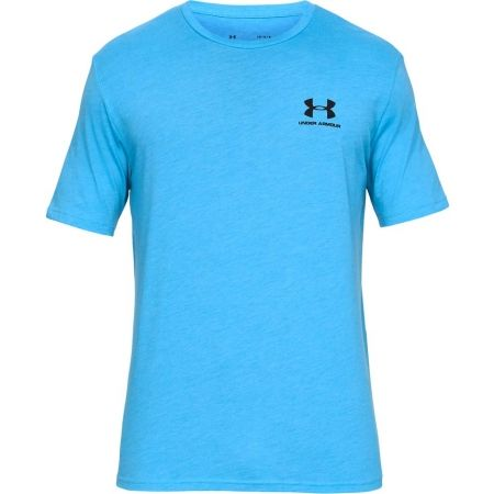Tricou de bărbați - Under Armour SPORTSTYLE LEFT CHEST SS - 1