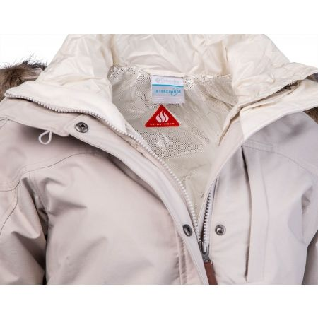 Columbia Wasserdichte Winterjacke für Damen, Carson Pass IC Jacket, Nylon