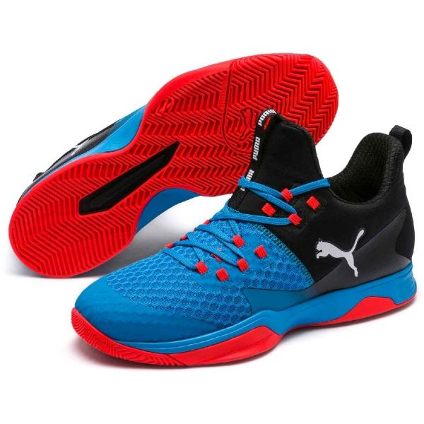 Puma RISE XT 3 - Pánska halová obuv