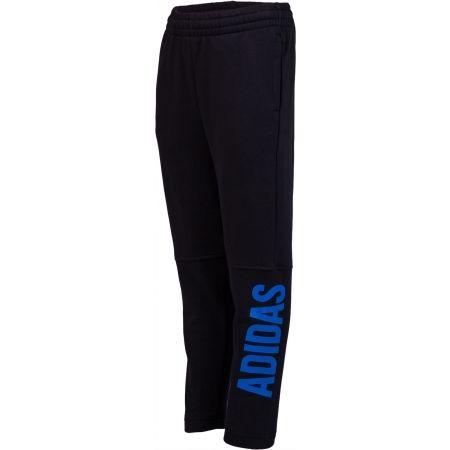 Pantaloni de trening băieți - adidas OSR YB LOGO PT - 1