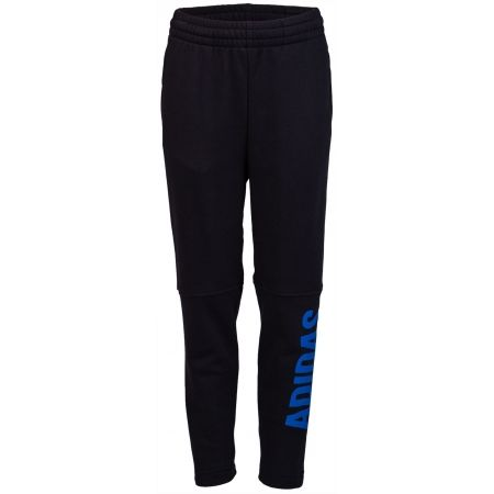 Pantaloni de trening băieți - adidas OSR YB LOGO PT - 2