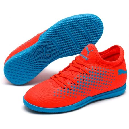 Pantofii de sală juniori - Puma FUTURE 19.4 IT JR - 1