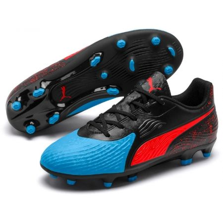 Kids' football boots - Puma ONE 19.4 FG/AG JR - 1