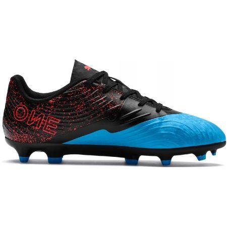 Kids' football boots - Puma ONE 19.4 FG/AG JR - 3