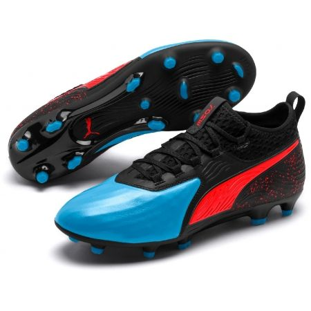 Men's football cleats - Puma ONE 19.2 FG/AG - 1