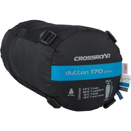 Kids' sleeping bag  - Crossroad DUTTON 170JR  - 5