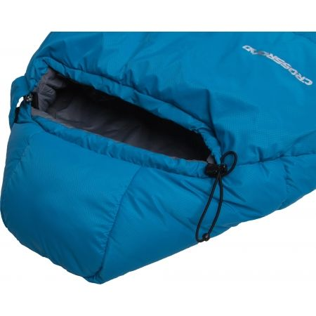 Kids' sleeping bag  - Crossroad DUTTON 170JR  - 2