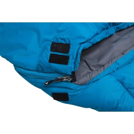 Kids' sleeping bag  - Crossroad DUTTON 170JR  - 3