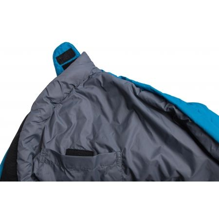 Kids' sleeping bag  - Crossroad DUTTON 170JR  - 4
