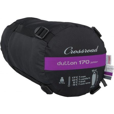 Schlafsack für Junioren - Crossroad DUTTON 170JR - 5