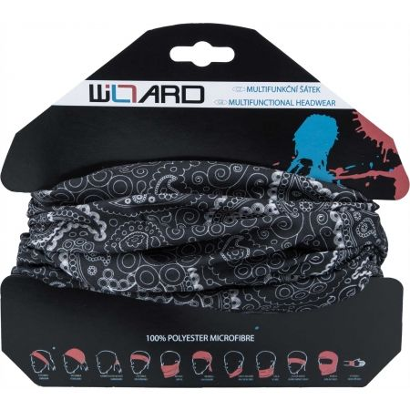 Multifunctional scarf - Willard EMMA - 2