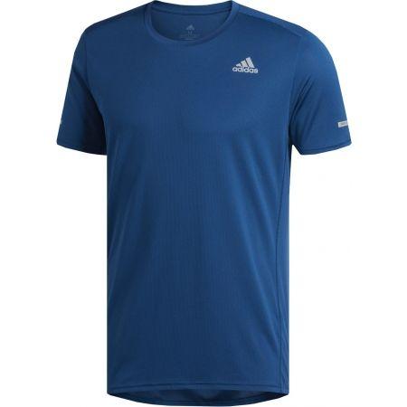 adidas RUN TEE M - Pánske bežecké tričko