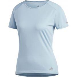 adidas RUN TEE W - Women's running T-shirt