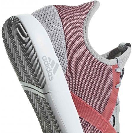 Dámska tenisová obuv - adidas ADIZERO DEFIANT BOUNCE W - 9