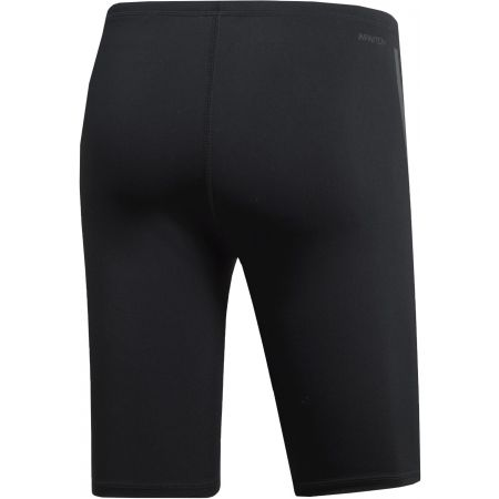 Men's compression swimsuit - adidas PRO 3-STRIPES SWIM JAMMER - 2