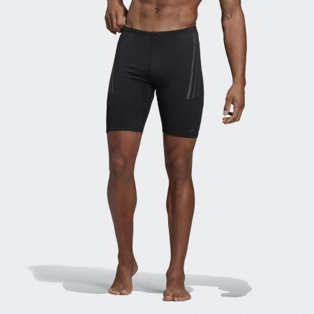 Men's compression swimsuit - adidas PRO 3-STRIPES SWIM JAMMER - 3