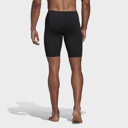 Men's compression swimsuit - adidas PRO 3-STRIPES SWIM JAMMER - 6