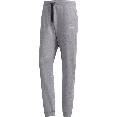 Men's sports sweatpants - adidas M ADIDAS PRINT TRACKPANTS - 1