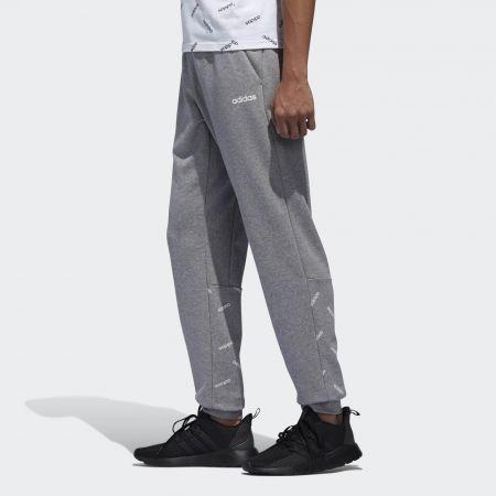 Men's sports sweatpants - adidas M ADIDAS PRINT TRACKPANTS - 5