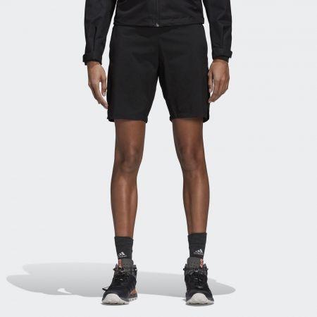 Dámské outdoorové kraťasy - adidas W LIFEFLEX SHORT - 3