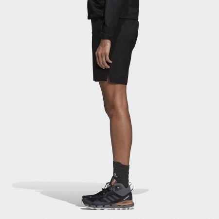 Dámské outdoorové kraťasy - adidas W LIFEFLEX SHORT - 4