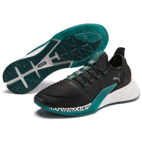 Puma XCELERATOR černá 10 - Pánské volnočasové boty