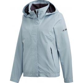 adidas W AX ENTRY JACKET - Dámská outdoorová bunda