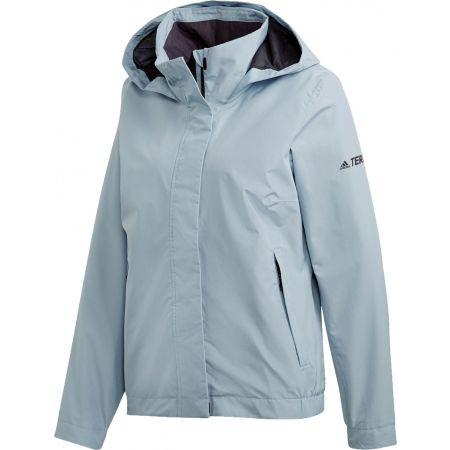 adidas W AX ENTRY JACKET - Dámska outdoorová bunda