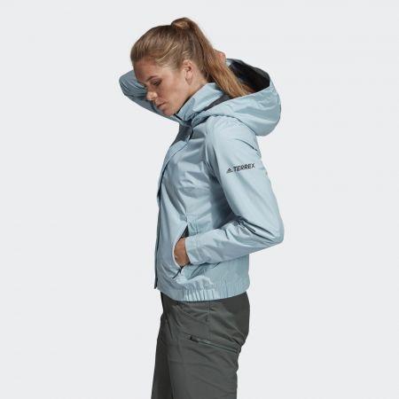 Dámská outdoorová bunda - adidas W AX ENTRY JACKET - 4