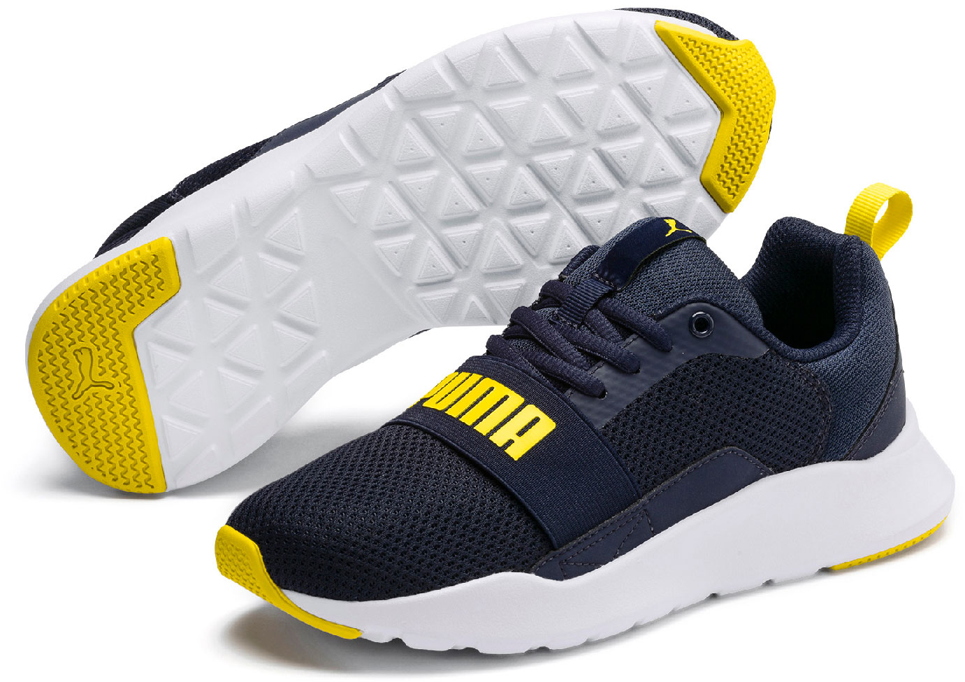 Puma Wired Child Boys Trainers | Kids trainers