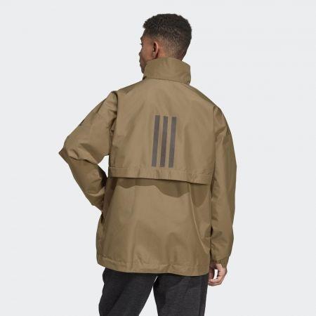 Pánska bunda - adidas URBAN CLIMAPROOF RAIN - 6