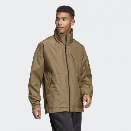 Pánska bunda - adidas URBAN CLIMAPROOF RAIN - 5