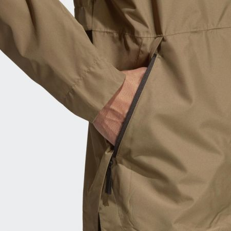 Pánska bunda - adidas URBAN CLIMAPROOF RAIN - 7