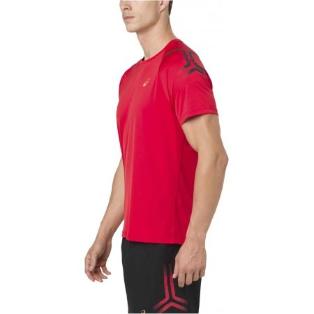 Men's running T-shirt - Asics ICON SS TOP - 3