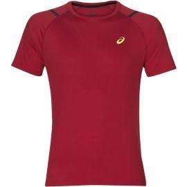 Asics ICON SS TOP - Мъжка тениска за бягане