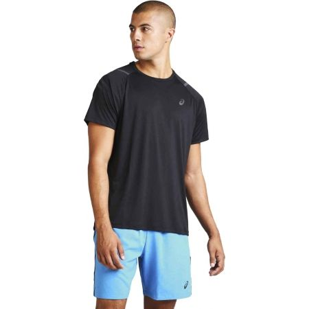 Pánske bežecké tričko - Asics ICON SS TOP - 5