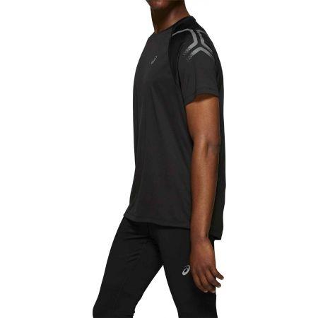 Pánske bežecké tričko - Asics ICON SS TOP - 6